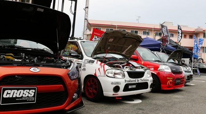 ■K-CAR FESTA in SA 豊中庄内■