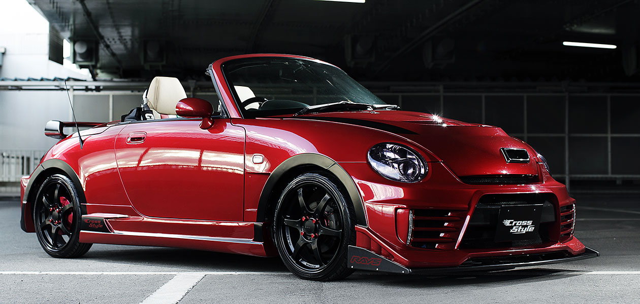 CROSS STYLE Extric COPEN(L880K) | TAKE OFF OFFICIAL WEB