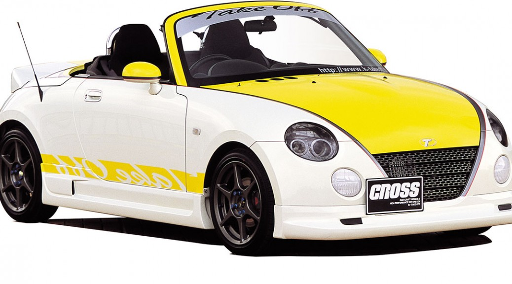 CROSS COPEN X-PLAY | TAKE OFF OFFICIAL WEB