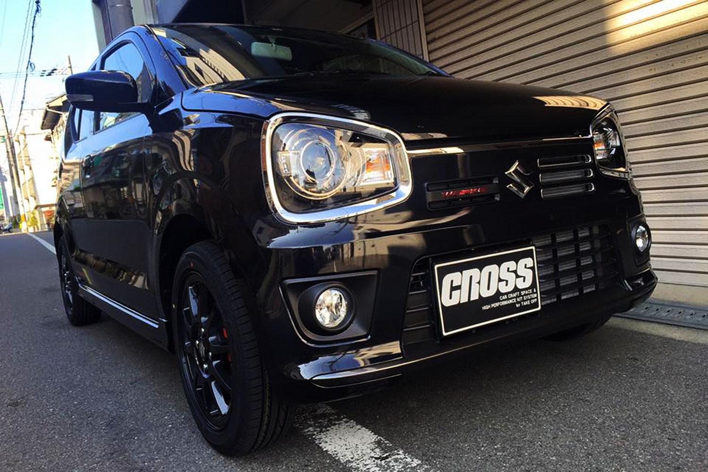 CROSS アルトワークス HA36S