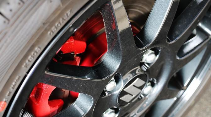 アルトワークス/ターボRS(HA36S)ローターカバー&ドラムカバー設定完了