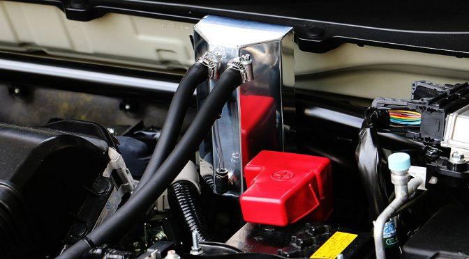 アルトワークス/ターボRS(HA36S)用オイルキャッチタンク予約開始!